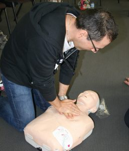 MDA Victoria & Real First Aid Course