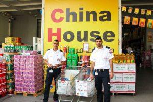 Food distribution operation on Ramadan