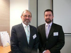 Solicitors and Professionals Lunch with Robert Goot AM SC