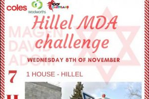 Hilel House Moriah- Fundraiser