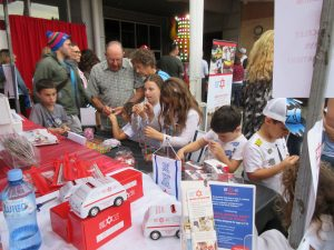Yom Ha'atzmaut Fair – Celebrating Israel's 70th Birthday