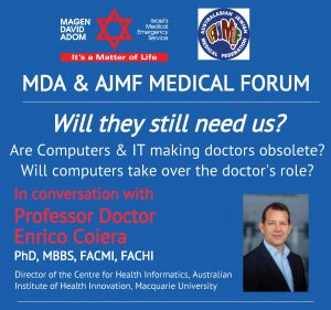 MDA & AJMF MEDICAL FORUM